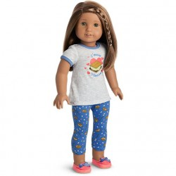 American Girl S'more Fun PJS for Dolls