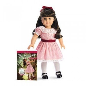 American Girl Doll Beforever Samantha - Doll + Book