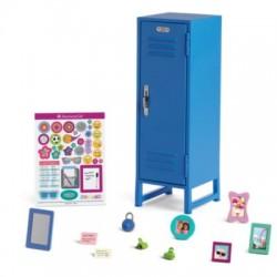 American Girl New School Locker Set