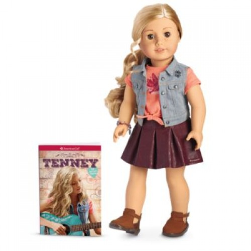 Be My Girl  In Denim School Girl Fashion Doll