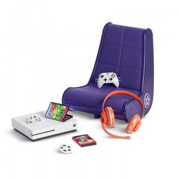 American Girl X Box Gaming Set