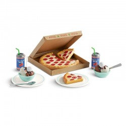 American Girl Pizza Party Set
