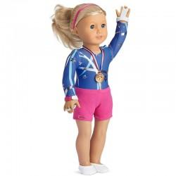 American Girl Doll Star Gymnast Set
