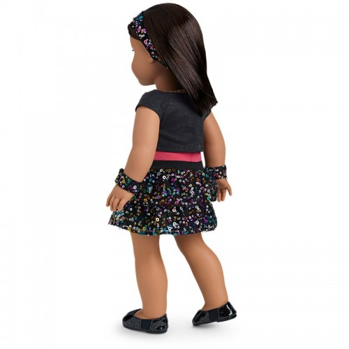 a1b56acf46625 American Girl Doll Sparkling Star Dance Outfit