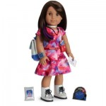 American Girl Doll Luciana Accessories