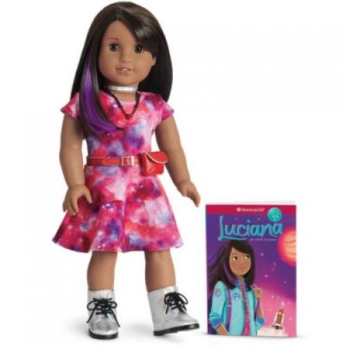 American Girl Doll Uk Luciana Vega Doll Of Year 2018