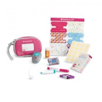American Girl Diabetic Set