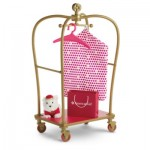 American Girl Grand Hotel Luggage Cart