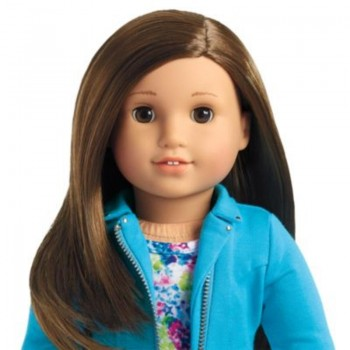 American Girl Doll Truly Me - Doll No. 68 with Pierced Earrings