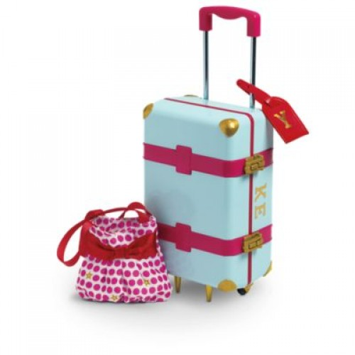 American Doll Travel Set