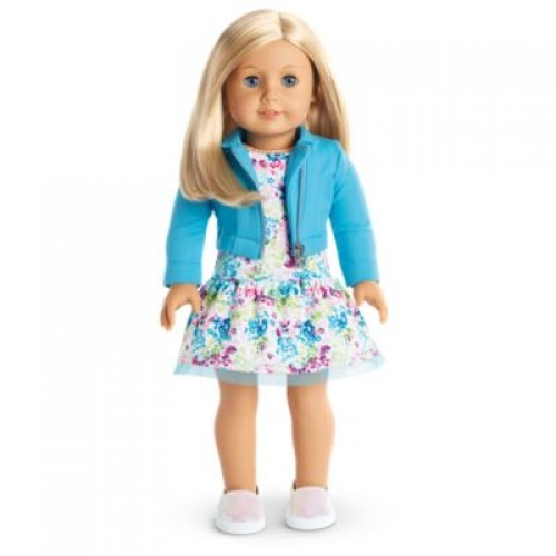 American Girl Truly Me Doll No 22 New Style