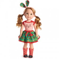 American Girl Wellie Wishers - Willa Doll