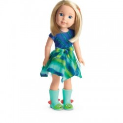 American Girl Wellie Wishers - Camille Doll