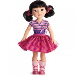 American Girl Wellie Wishers - Emerson Doll